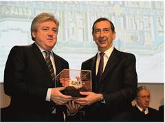 New Holland's area at Expo Milano 2015 officially allotted