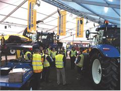 LAMMA show training inspires fresh cohort of New Holland sales staff