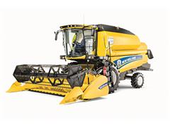 New Holland reaches 50,000 production landmark for TC5000 combines