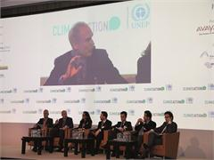 New Holland sponsors the 2013 Climate Action Sustainable Innovation Forum alongside the COP19 UNEP