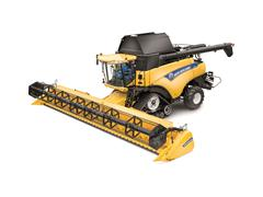 New Suspended tracks for New Holland CR combine harvesters