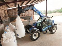 New Holland launches new six-nine metre new generation LM telehandler: outstanding performance and operator comfort