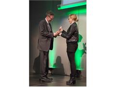 """STEYR awarded """"Machine of the Year"""" in Poland for the second time"""