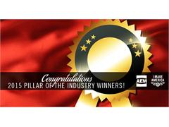 CNH Industrial Achieves the 'Pillar of the Industry Award' from AEM for Fourth Consecutive Year