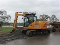 Case Construction Equipment Delivers Another CX130C
