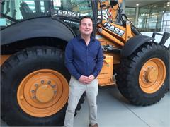 Case Construction Equipment strengthens its UK strategic accounts team