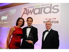 CNH Industrial receives Global Award from Automotive Supply Chain