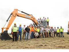 CASE, National Wildlife Refuge Association, U.S. Fish & Wildlife Service and Team Rubicon Partner for Operator Training and Erosion Abatement at Laguna Atascosa National Wildlife Refuge