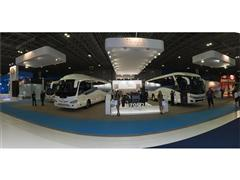 Iveco Bus, the CNH Industrial brand dedicated to collective passenger transport, arrives in Brazil