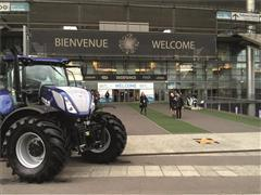 CNH Industrial Brands Shine at COP 21