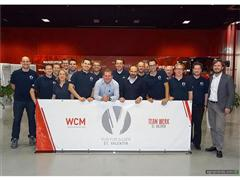 Silver status in World Class Manufacturing (WCM) awarded to St. Valentin plant