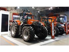 Case IH and STEYR Brands Distinguished at Agribex 2015