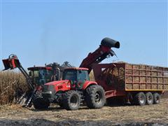Case IH forefront solutions for the sugar cane industry at the 5th Africa Sugar Outlook Conference in Kenya