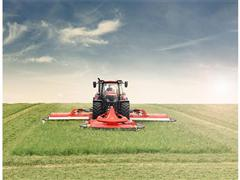 CASE IH OPTUM CVX: Innovative new models for European farmers