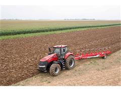 Case IH presents the new Magnum CVX