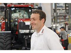 New Managing Director and Plant Manager at CNH Österreich