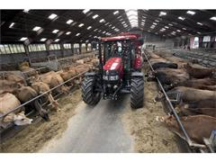 Maxxum CVX Efficient Power – versatile and cost-efficient with continuously variable CVX transmission