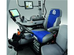New Holland's New IntelliCruise™ Feed Rate Control System Maximises Baling Productivity and Minimises Costs