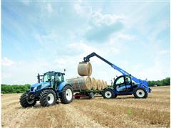 New Holland provides full machinery line-up at Grassland UK