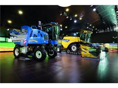 Michelin participates in New Holland Agriculture's Sustainable Farm Pavilion at World Expo Milano 2015