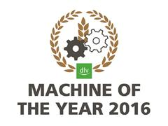 New Holland T7.315 Tractor Wins Machine of the Year 2016 Title in the L category at Agritechnica Show