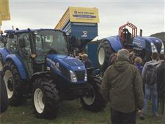 New Holland pulls in the punters at Irish Ploughing Championships