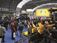 Welcome to the New Holland world at AGROTECH!