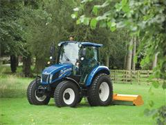 New Holland launches upgraded T4 PowerStar™ series at Cereals 2014: improved performance and reduced fuel consumption