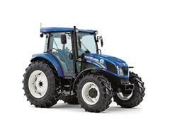 New Holland Agriculture Upgrades TD5 Tractor Range, Boosts Productivity and Fuel Efficiency