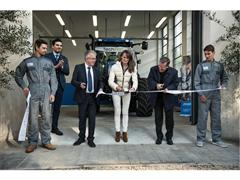 CNH Industrial inaugurates new agricultural branch of its TechPro2 youth training program in Rome