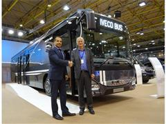 Norway's largest bus operator orders 132 buses from CNH Industrial brand Iveco Bus