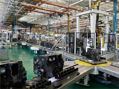 CNH Industrial's engine plant achieves Silver Level Designation in World Class Manufacturing
