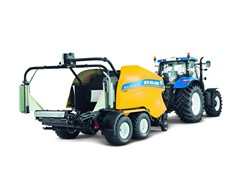 New Holland introduces the Roll Baler range, a new series  of professional fixed chamber round balers