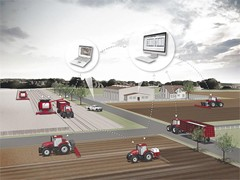 Preventing theft with CASE IH AFS Connect