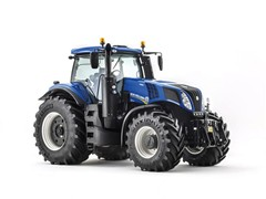 A smorgasbord of new machines from New Holland at LAMMA