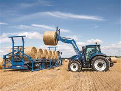 New Holland's new T5 and T6 Tractors make debut at FTMTA show
