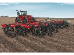 New Case IH Nutri-Tiller 955 Strip-till Applicator Delivers One-pass Seedbed Efficiency