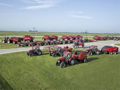 Case IH Touts Full Strength of its Full Line for 2015