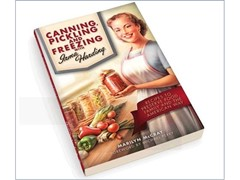 Irma Harding Recipe Book Brings New Life to Food Preservation