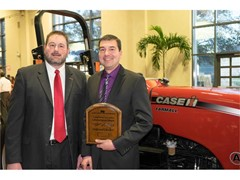 Wisconsin Farmer Wins Case IH Farmall Tractor
