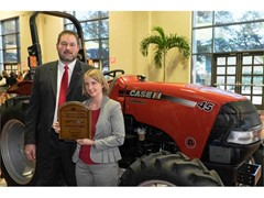 Ohio Farmer Wins a Case IH Farmall Tractor
