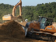 New Dozer and Excavator Models Deliver Speed and Fuel Efficiency for KO Pipeline on Ohio Gathering Line Project