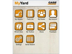 CASE My Yard™ App a Downtime Killer