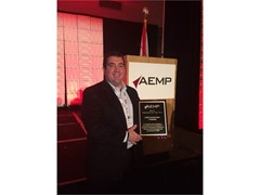 CASE Construction Equipment Named AEMP Associate of the Year for 2015