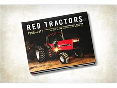 Red Tractors 1958-2013: An Authoritative Guide to International Harvester & Case IH Farm Tractors in the Modern Era