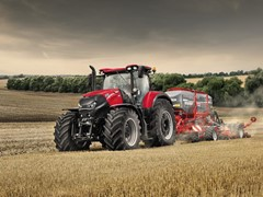 Case IH takes 'Tractor of the Year' title for 2017 with Optum 300 CVX