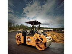 CASE Construction Equipment (Booth 454) will give away one of its Small DV Series rollers at the 2015 National Pavement Expo show in Nashville