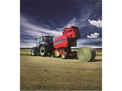 New Holland Upgrades Roll-Belt™ Variable Chamber Balers, Increases Productivity and Baling Performance