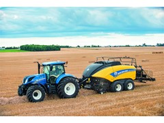 New Holland to showcase new balers and forage technology at LAMMA