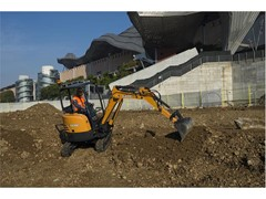 CASE introduces brand new range of mini excavators that raises the bar on productivity, comfort and safety